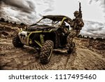special operations forces... | Shutterstock . vector #1117495460