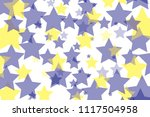 simple design star pattern ...