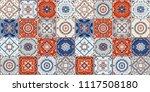 talavera pattern.  indian...   Shutterstock .eps vector #1117508180