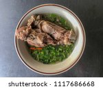 most popular food in thailand... | Shutterstock . vector #1117686668