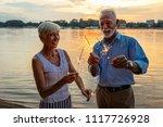 shot of a happy senior couple...   Shutterstock . vector #1117726928
