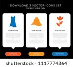 business infographic template...   Shutterstock .eps vector #1117774364