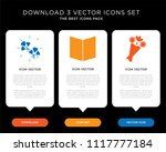 business infographic template...   Shutterstock .eps vector #1117777184