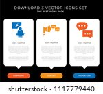 business infographic template... | Shutterstock .eps vector #1117779440