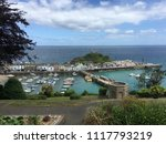 Ilfracombe Harbour In North...