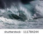 ocean wave | Shutterstock . vector #111784244
