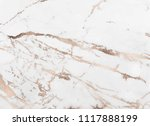 marble texture background with... | Shutterstock .eps vector #1117888199