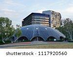 canberra  australia  12 dec... | Shutterstock . vector #1117920560