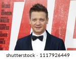jeremy renner at the los... | Shutterstock . vector #1117926449