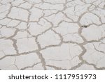dried and cracked sandy land ...   Shutterstock . vector #1117951973