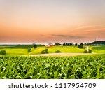 Gorgeous Panoramic Farm Or...
