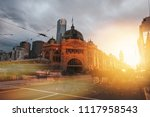 16th november 2016 melbourne... | Shutterstock . vector #1117958543