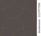 geometric pattern vector....   Shutterstock .eps vector #1117977350