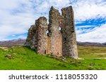 Ardvreck Castle In North...