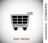 shopping icon  vector eps 10...