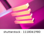 metallic align text to right... | Shutterstock . vector #1118061980