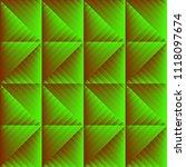 minimal gradient pattern.... | Shutterstock .eps vector #1118097674