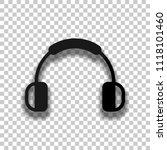 headphones and music. mute...