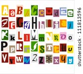Illustration colorful alphabet letters stock vector royalty free illustration colorful alphabet letters stock vector royalty free 111813596 shutterstock spiritdancerdesigns Gallery