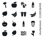 set of simple vector isolated... | Shutterstock .eps vector #1118136428