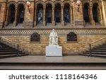 london  june 2018  charles... | Shutterstock . vector #1118164346