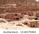 The Artificial Caves In Red...