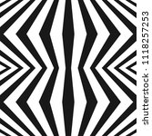 raster geometric stripes... | Shutterstock . vector #1118257253