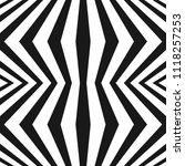 raster geometric stripes... | Shutterstock . vector #1118257253
