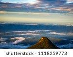 view from the adam's peak | Shutterstock . vector #1118259773