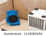 elimination of water damage... | Shutterstock . vector #1118282696