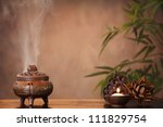 Incense Burner And Aromatic...