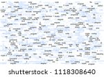 texture with programming... | Shutterstock .eps vector #1118308640