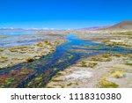 volcan licancabur uyuni bolivia ...   Shutterstock . vector #1118310380