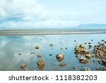 beauty of seascape vista at low ... | Shutterstock . vector #1118382203
