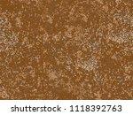 natural rusty texture ... | Shutterstock .eps vector #1118392763