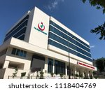 istanbul  turkey   june 3  2018 ... | Shutterstock . vector #1118404769