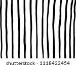line pattern. brush. vector.... | Shutterstock .eps vector #1118422454