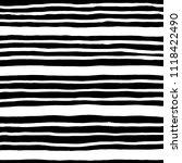 line pattern. brush. vector.... | Shutterstock .eps vector #1118422490