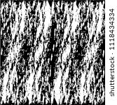 dark grunge chaotic pattern.... | Shutterstock . vector #1118434334