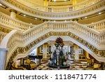 dubai  uae   june 26  2016 ...   Shutterstock . vector #1118471774