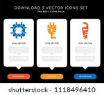 business infographic template...   Shutterstock .eps vector #1118496410