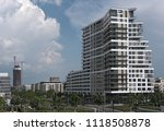 frankfurt  germany may 14 ... | Shutterstock . vector #1118508878