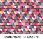 colorful seamless pattern with...   Shutterstock .eps vector #111855878