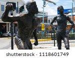 montego bay  jamaica   may 31... | Shutterstock . vector #1118601749