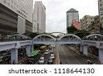 yangon  myanmar june 6  2018 ... | Shutterstock . vector #1118644130