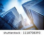 the architectural landscape of... | Shutterstock . vector #1118708393