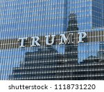 chicago  usa   june 04  2018 ... | Shutterstock . vector #1118731220