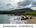 sango bay beach at durness one... | Shutterstock . vector #1118784116