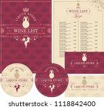 vector set of design elements...   Shutterstock .eps vector #1118842400
