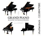 Grand Piano. Grand Piano...
